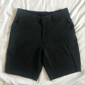 Hylete Black Walk Short
